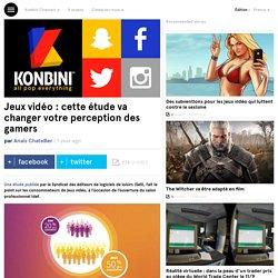 Jeux vidéo : cette étude va changer votre perception des gamers