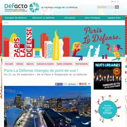 Defacto - Quartier d'affaires de la Defense