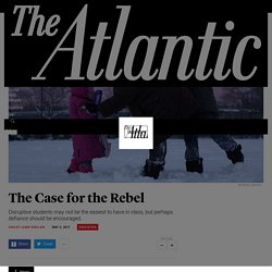 Changing Definition of Success Key to Helping Rebels - The Atlantic