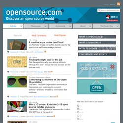 opensource.com | Where Open Source Multiplies