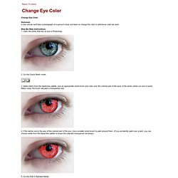 Magnet Photo Frames - Change Eye Color