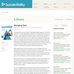Changing Tack – Library