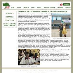 Chankuar Dalkoch School Library in the Gambella Region
