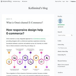 What is Omni-channel E-Commerce? - Kollimited's blog