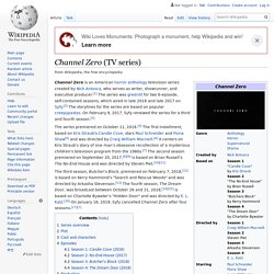 Channel Zero (TV series)