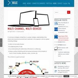 Stratégie e-commerce multi-canal, multi-devices