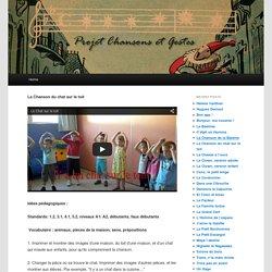 Johanna Gardner: Projet Chansons et Gestes