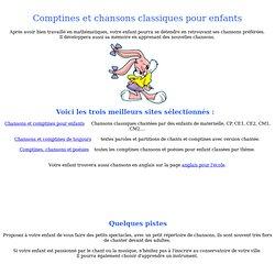 Chansons classiques pour enfants