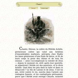 Chant I (Iliade)