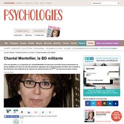 Chantal Montellier, la BD militante