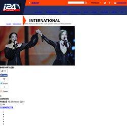 Israël:les chanteuses Noa et Mira Awad signent la lettre pour l'Etat palestinien