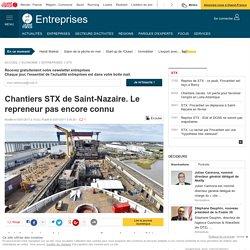 Chantiers STX de Saint-Nazaire. Le repreneur pas encore connu