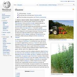 WIKIPEDIA – Chanvre.
