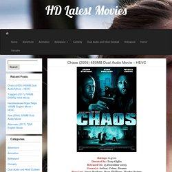 Chaos (2005) 450MB Dual Audio Movie – HEVC