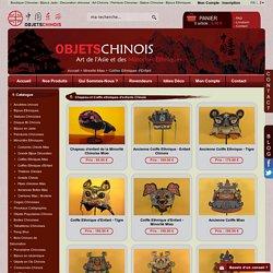 Chapeau et Coiffe ethnique d'enfant Chinois