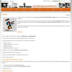 Usine à Chapeaux / MJC - Centre Social de Rambouillet - Concerts