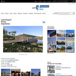 Lake Chapel / Divece Arquitectos