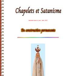 Chapelets et satanisme