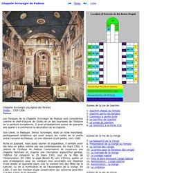 La chapelle Scrovegni de Giotto à Padoue