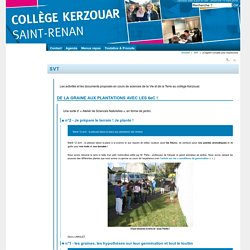 SVT (Chapitre complet pour impression - Collège Kerzouar