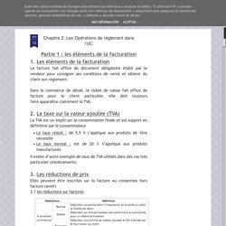 Chapitre 2: Les Opérations de règlement dans l'UC