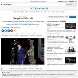 9-Ene-2016. Chapo Guzmán: Chapolín Colorado
