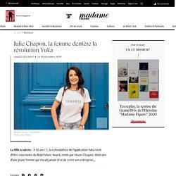 Julie Chapon, la femme derrière la révolution Yuka - Madame Figaro