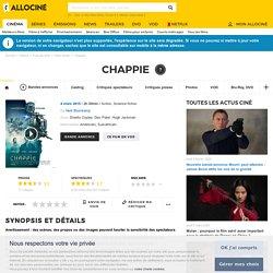 Chappie - film 2015