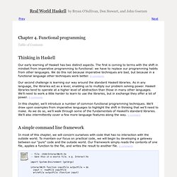 Chapter4.Functional programming