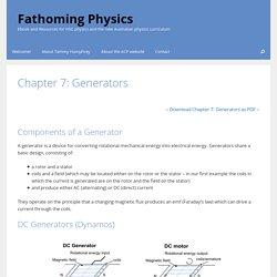 Chapter 7: Generators