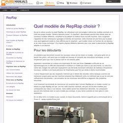 /chapter: Quel-Modele-Choisir / RepRap