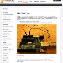 /chapter: Oscilloscope / Arduino