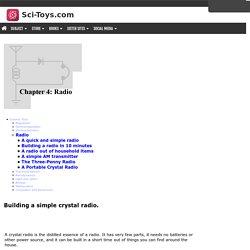 scitoys.com - Radio
