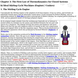 Chapter 3b - The First Law - Closed Systems - Stirling Ebdines (updated 7/5/2014)