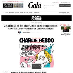 Charlie Hebdo, des Unes sans concession
