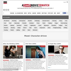 Best Character-driven Movies to Watch