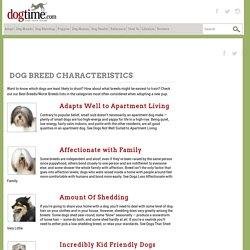 Characteristics Archive