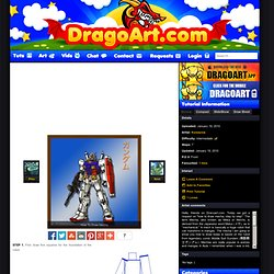 How To Draw Mecha, Step by Step, Anime Characters, Anime, Draw Japanese Anime, Draw Manga, FREE Online Drawing Tutorial, Added by koreacow, January 19, 2010, 7:26:04 pm