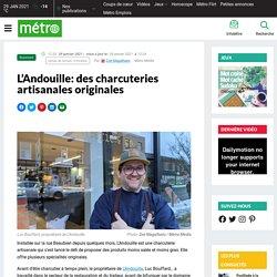 L'Andouille: des charcuteries artisanales originales