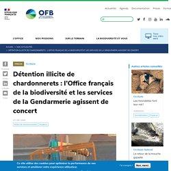 OFB_GOUV_fr 27/05/20 Détention illicite de chardonnerets : l'Office français de la biodiversité et les services de la Gendarmerie agissent de concert