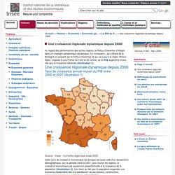 Économie - Le PIB du Poitou-Charentes progresse plus vite qu'en moyenne nationale