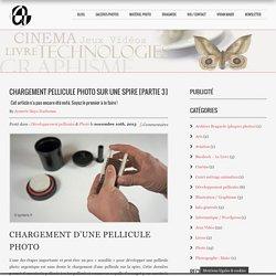 Chargement pellicule photo, développer ses pellicules photoAymeriX.com