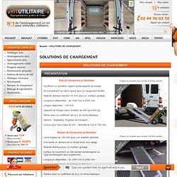 rampe de chargement acces vehicule utilitaire aluminium accessoire