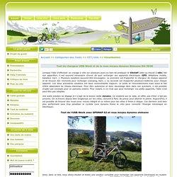 Test VTT/vélo - Test du chargeur USB-Werk et de la roue moyeu dynamo Shimano DH-3D30