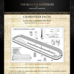 Charioteer facts