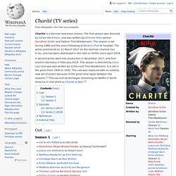 Charité (TV series)