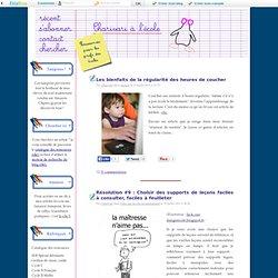 Charivari à l'école - Petit bazar d'une maitresse du Loiret