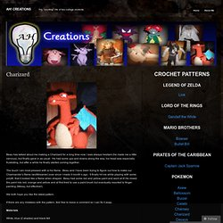 Charizard « AH! Creations