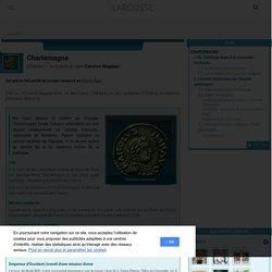 Charlemagne Charles Ier le Grand en latin Carolus Magnus