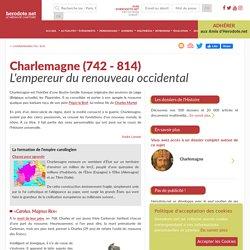 Charlemagne (742 - 814) - L'empereur du renouveau occidental - Herodote.net